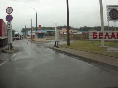 На латвийско-белорусской границе возведут ограду