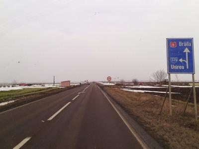 Restricţii de circulaţie pe anumite drumuri