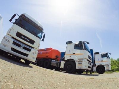 В России резко вырос рынок новых грузовых автомобилей