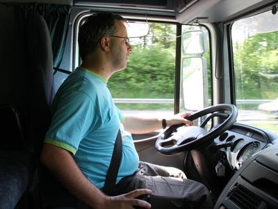Germania interzice odihna de 45 de ore în cabina camionului