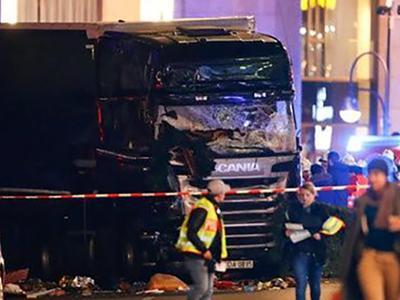 Właściciel ciężarówki użytej do zamachu w Berlinie chce od Niemców odszkodowania