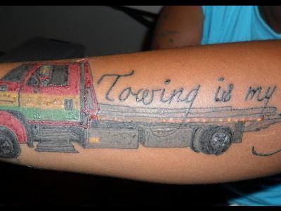 На татуировке, как и на транспорте, не стоит экономить