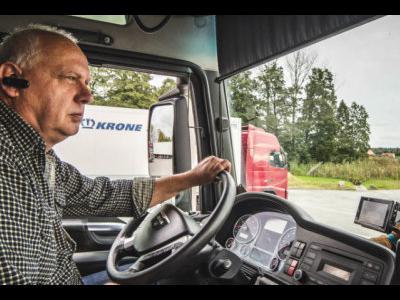Досрочная пенсия для дальнобойщиков