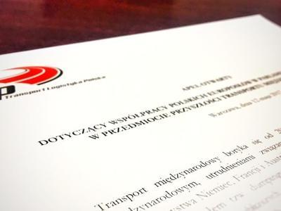 Los polskiego transportu również w Waszych rękach. Wyślijmy ten apel do polskich europosłów