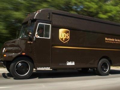 UPS тестирует систему, которая должна предотвращать ошибки при отправке упаковок