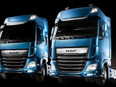 Представляем новые DAF XF и CF на 2017 год – более мощные двигатели, новая коробка передач и новое оснащение