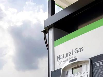 Országos CNG töltőhálózat épül