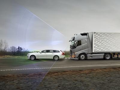 Отчет Volvo Trucks, касающийся причин и хода ДТП с участием грузовых автомобилей