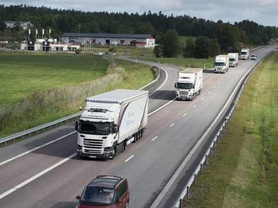 """C 2005 года количество немецких перевозчиков упало на 20%. Их """"съели"""" восточноевропейские транспортные фирмы"""