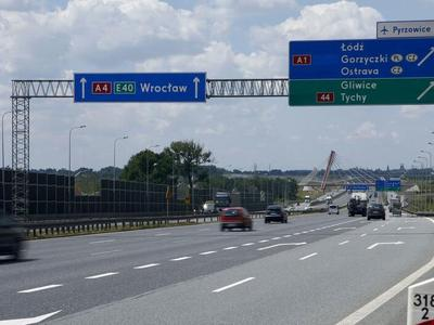 Od 7 czerwca 2017 r. zakaz wyprzedzania dla ciężarówek na A4 między Wrocławiem i Legnicą