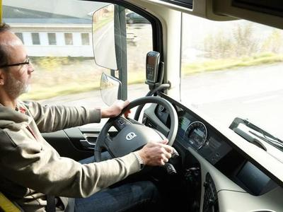 Поляки, чехи и венгры выступают против запрета Германии на проведение еженедельного отдыха в грузовом автомобиле