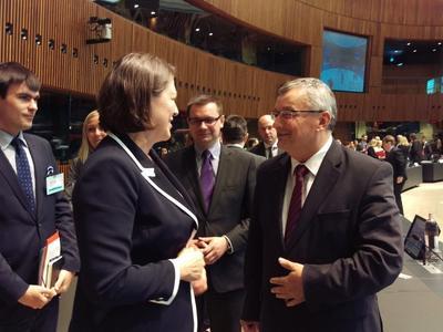 Europejscy ministrowie transportu o Pakiecie mobilności w Luksemburgu. Minister Adamczyk wyraził sprzeciw wobec propozycji przepisów