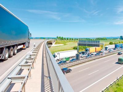 Германия: Ограничения для движения грузовых автомобилей в период летних отпусков