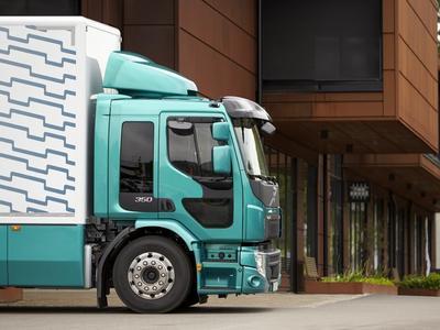 Усовершенствованный Volvo FE