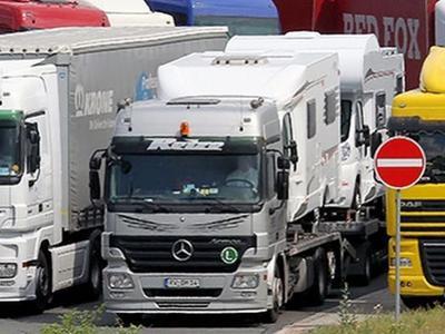 Организованные банды терроризируют немецкие автостоянки