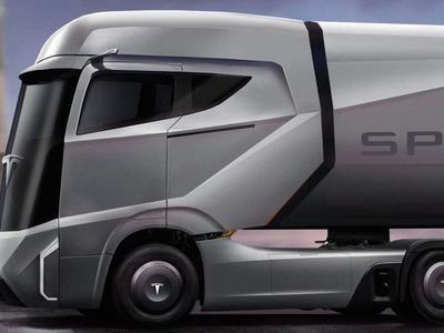 Tesla просит помочь выбрать дизайн электрического грузового автомобиля