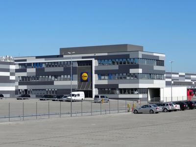 Kolejne, duże centrum dystrybucyjne Lidla na wschodzie Polski