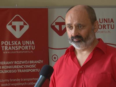 """Konferencja Polskiej Unii Transportu: """"Współpraca kierowcy i pracodawcy dla wspólnego zysku. Szanujmy się nawzajem – zajedziemy dalej"""""""