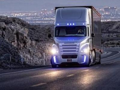 Обзор автономных грузовиков, то есть как Tesla, Uber и Amazon хотят революционизировать транспорт