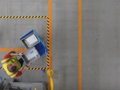 Wärtsilä и DHL тестируют мобильные роботы на складах