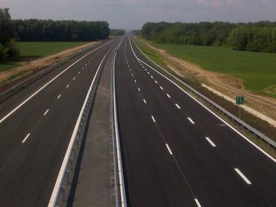 O nouă autostradă în lucru în România