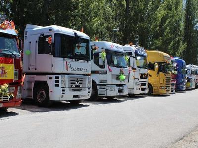 Parada, msza, atrakcje dla całych rodzin, konkurs kreatywności czyli San Cristóbal – święto hiszpańskich kierowców ciężarówek