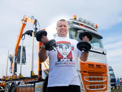 Już niebawem znani truckersi zmienią się nie do poznania dzięki akcji Trans-Formacja. Start na Master Trucku już 22 lipca