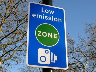 Low Emission Zone (LEZ) в Лондоне – как уберечь себя от штрафа?