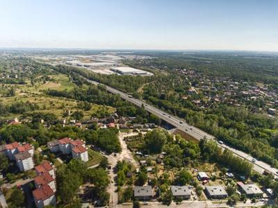 Estakada na S1 w Sosnowcu gotowa 3 miesiące przed terminem