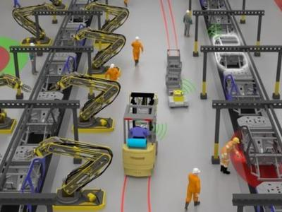 RTLS software helps to quickly respond to what is happening in a warehouse
