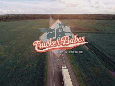 Trucker Babes – a German documentary series about female truckers