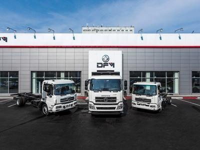 Dongfeng Trucks выходит на российский рынок