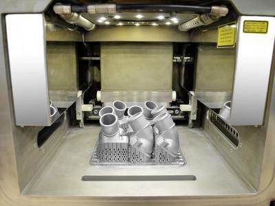 Mercedes produkuje części do ciężarówek w technologii druku 3D
