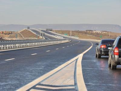 Asociația Pro Infrastructură: Tronsonul 3 al autostrăzii A10, Sebeș-Turda, construit de Tirrena Scavi, este aproape de finalizare