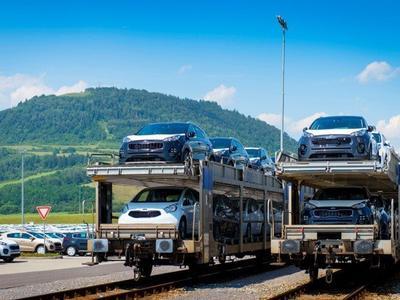 Импорт легковых автомобилей за I полугодие упал на 8%