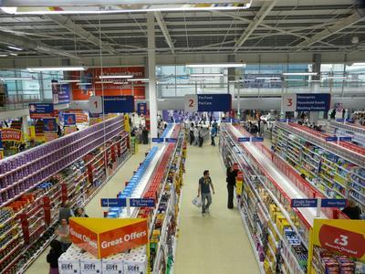 Tesco otworzyło największy magazyn w Europie Środkowo-Wschodniej