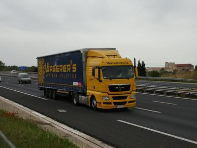 Több ezer kamionnál vághatták át a Waberer's-t