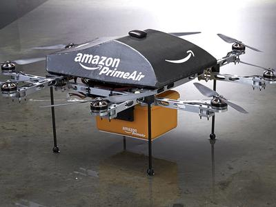 The evolution of delivery drones in logistics