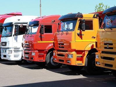 Рынок грузовых автомобилей в первом полугодии вырос на 45%