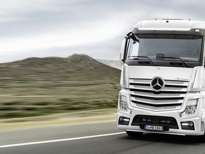 Średni wiek europejskiej ciężarówki to 11,7 lat. A ile lat ma Twój truck?