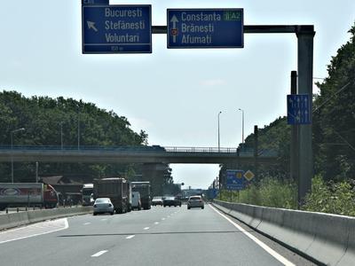 Un nou sector al Centurii Nord București deschis circulației