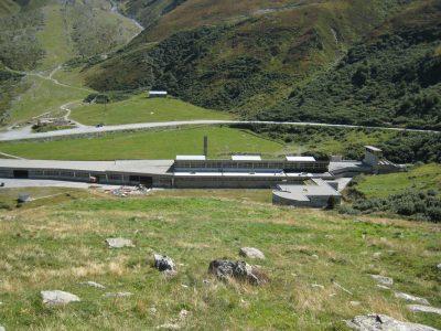 Tunel pod Wielką Przełęczą św. Bernarda wyłączony z ruchu
