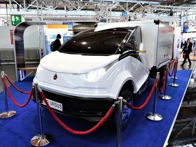 Produkcja elektrycznego samochodu Ursusa już blisko