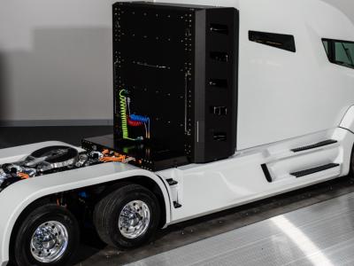 Die Wasserstoffrevolution kommt. Werden Brennstoffzellen Diesel ersetzen?