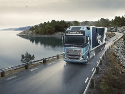 A program is being created for… coupling trucks