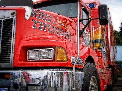 """Amerykański trucker o swojej pracy. """"To sama przyjemność"""""""