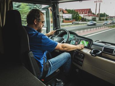 Nawet 2 tys. euro dla kierowcy ze Wschodu. Dlatego Białoruś i Ukraina mają kadrowy problem