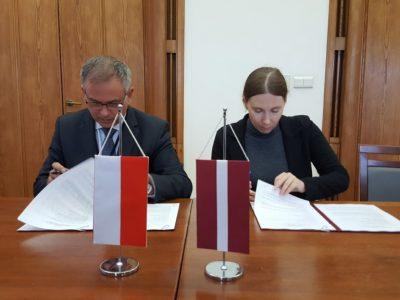 Więcej zezwoleń na Łotwę
