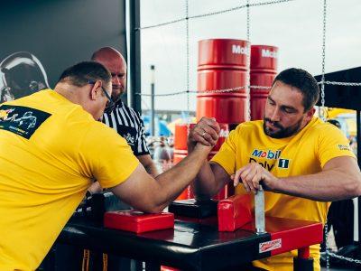 Najsilniejszy kierowca ciężarówki w Polsce. Mistrz obronił tytuł