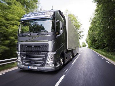 Geely jetzt auch beim Lkw-Hersteller Volvo im Boot